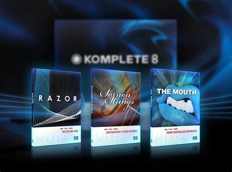 komplete 8 ultimate keygen mac