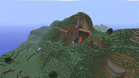 Build lonely mountain base hypixel minecraft server